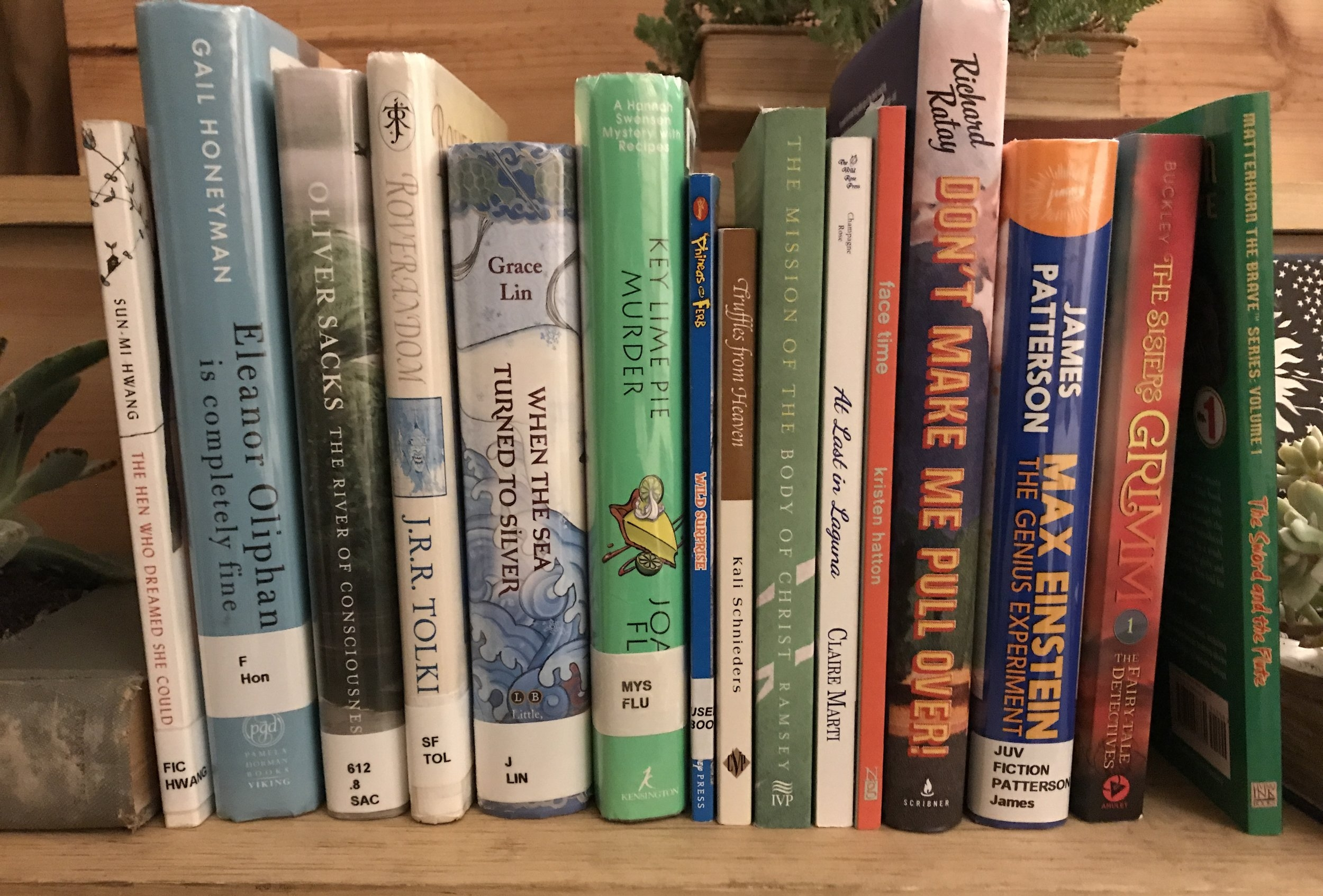 Some of the great reads I've selected for November. Do you see one you recommended?