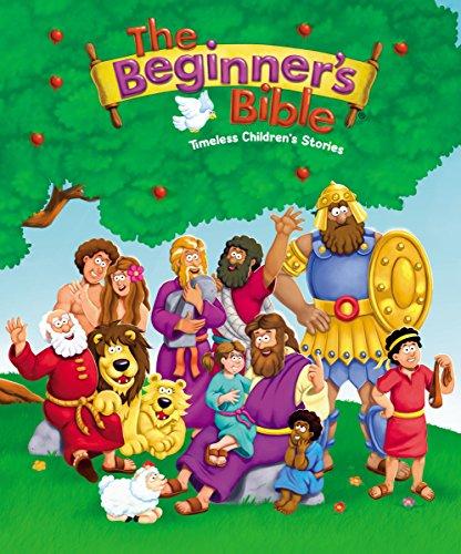 Beginner's Bible Cover