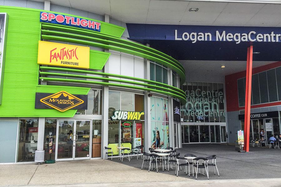 Logan Super Centre Front