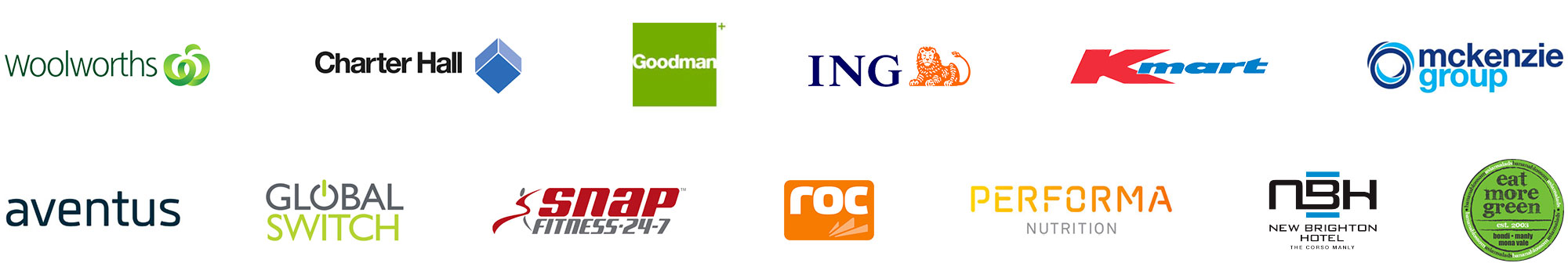 Clients that Xton have worked with