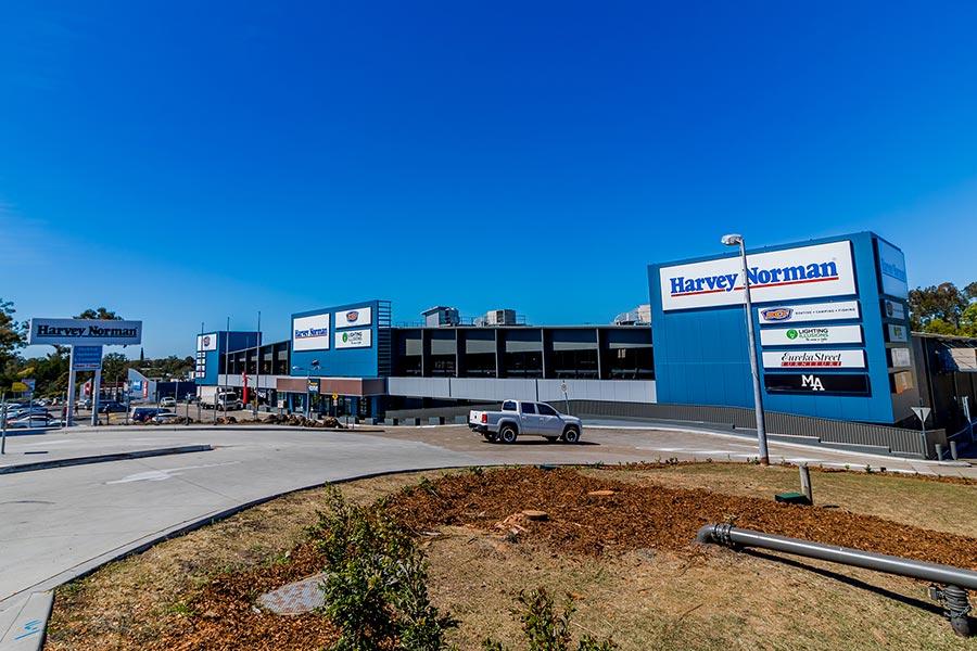 MacGregor Mega Centre