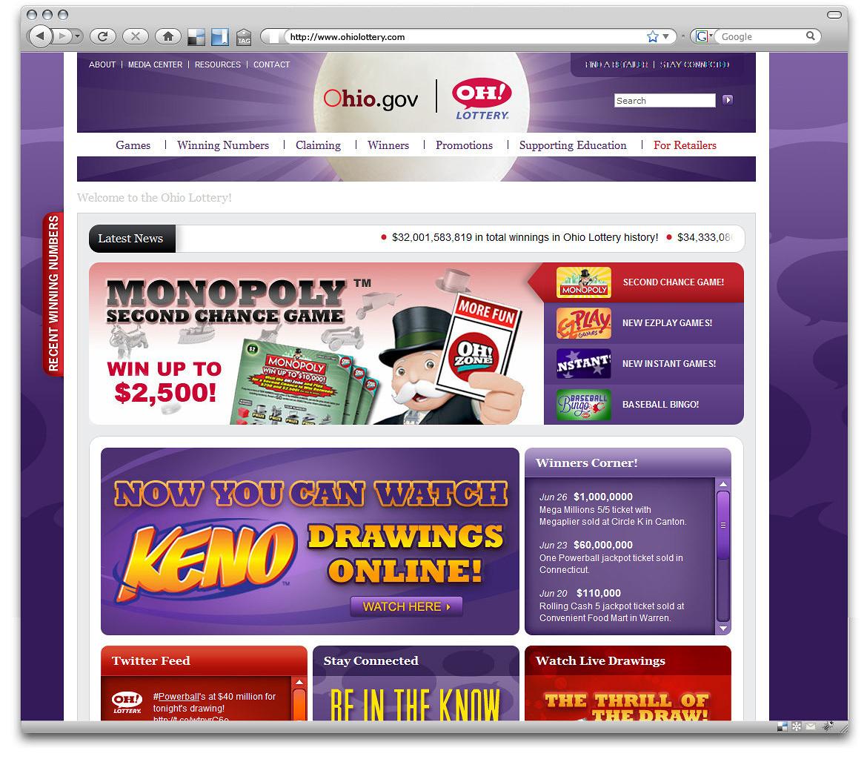 OhioLottery.com