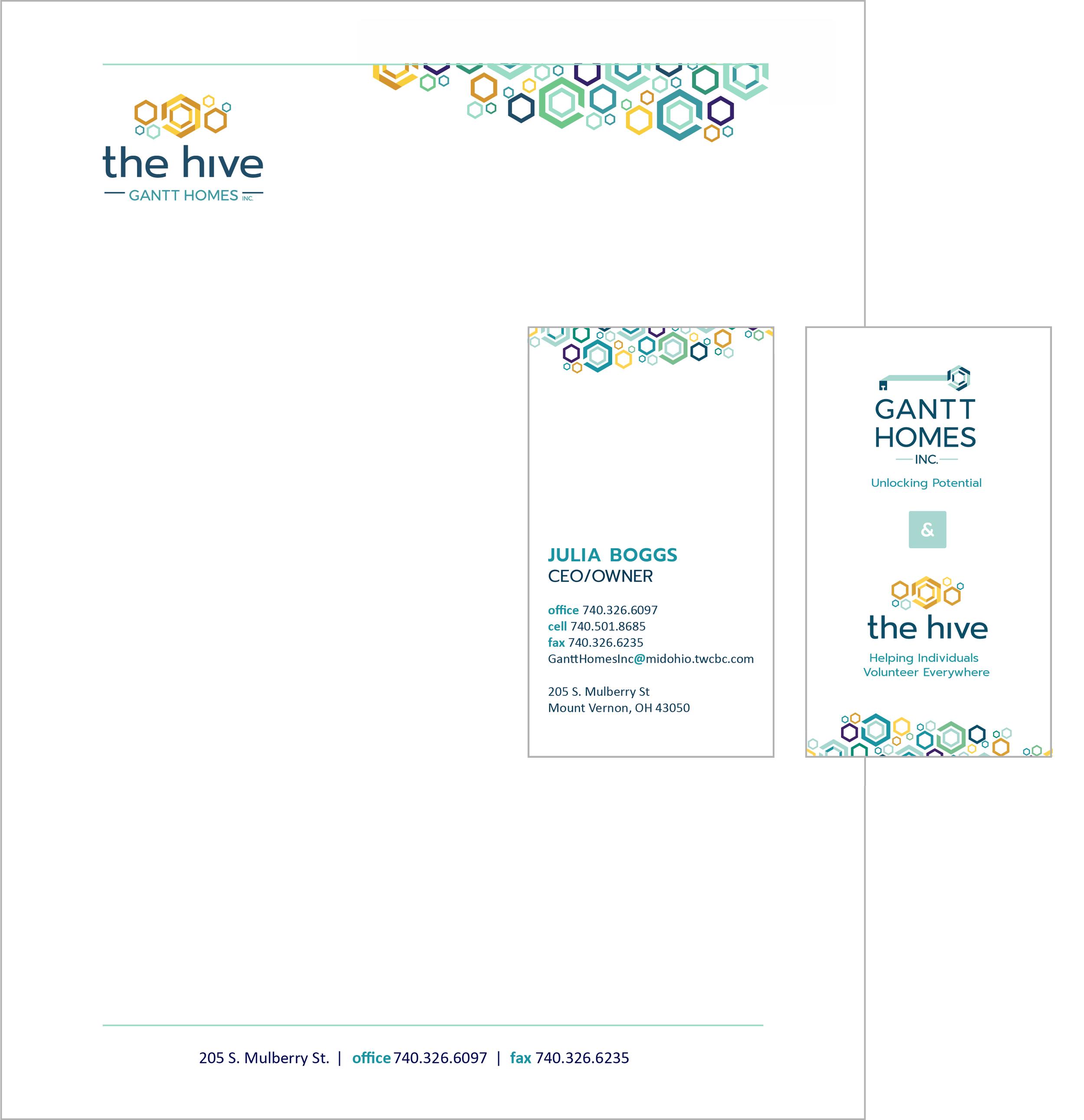Letterhead & Business Cards