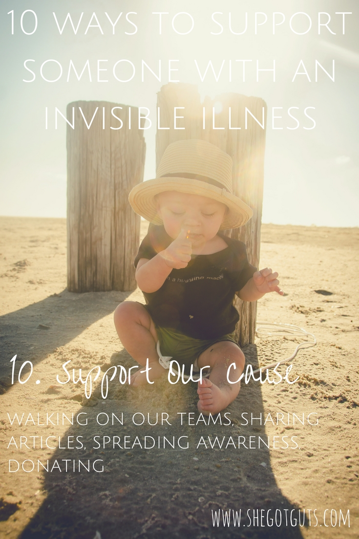 Copy of Blog - Invisible Disease - 10 - Support our Cause.jpg