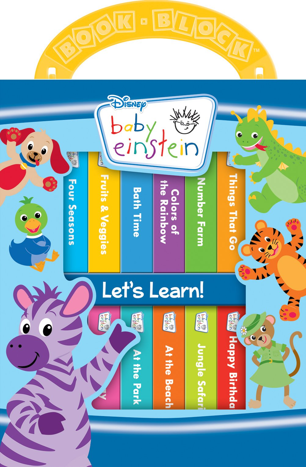 Baby Einstein - Mini-Board Books