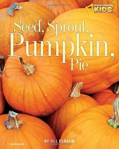 Seed, Sprout, Pumpkin Pie