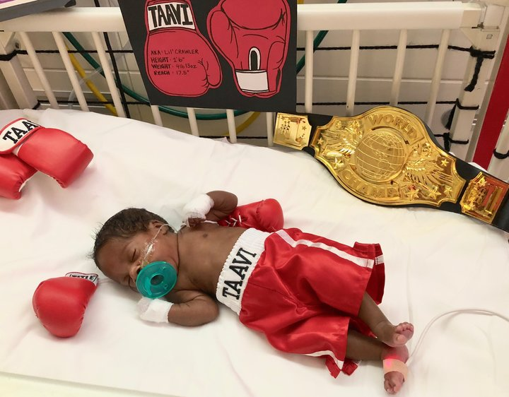 Taavi - Advocate Children's Hospital