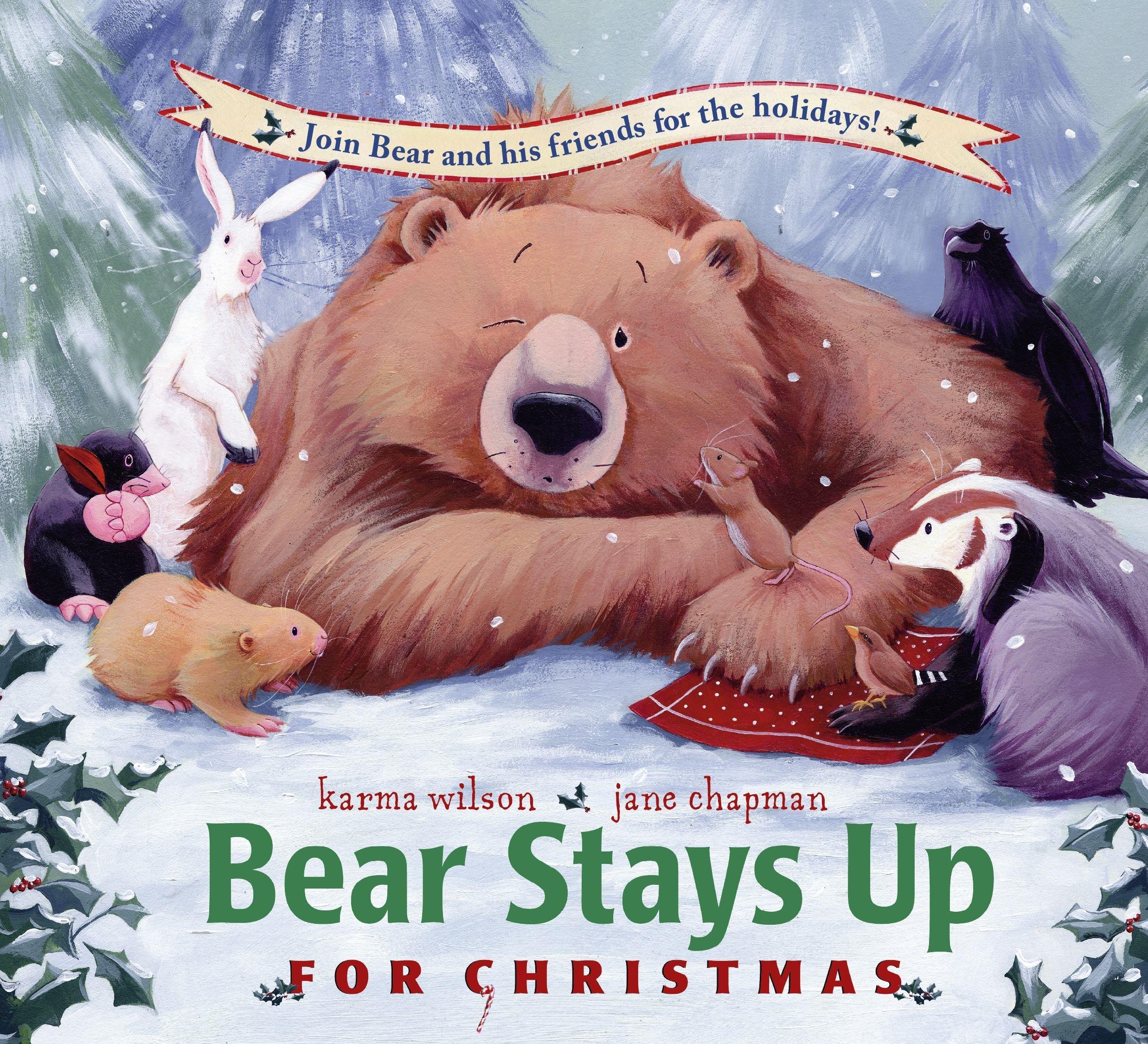 shegotguts - christmas books - bear wakes up for christmas.jpg