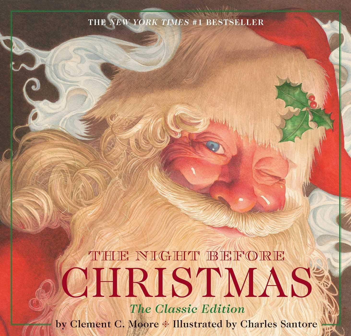 shegotguts - christmas books - twas the night before christmas.jpg
