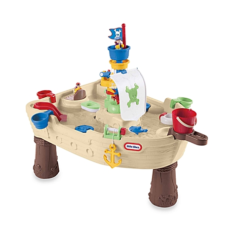 water table - You can really have any sort of water or sensory table with your kiddo from simple to really complex. Since it's cold, it can even be done in the bath and right now I have sensory items in Addie's water table since it's too cold. Water is really motivating, and there are tons of concepts you can teach while using it. It is great to work on imitation, your kiddo can imitate what you are saying and doing. Right now I am talking with Addie about empty/full, and verbs such as pour, spill, stir, dump, fill, splash, etc. I will start sentences for her and let her fill in the blank such as,