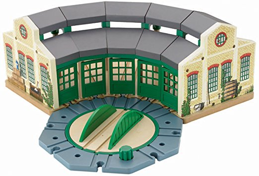 Tidmouth Shed Train Station
