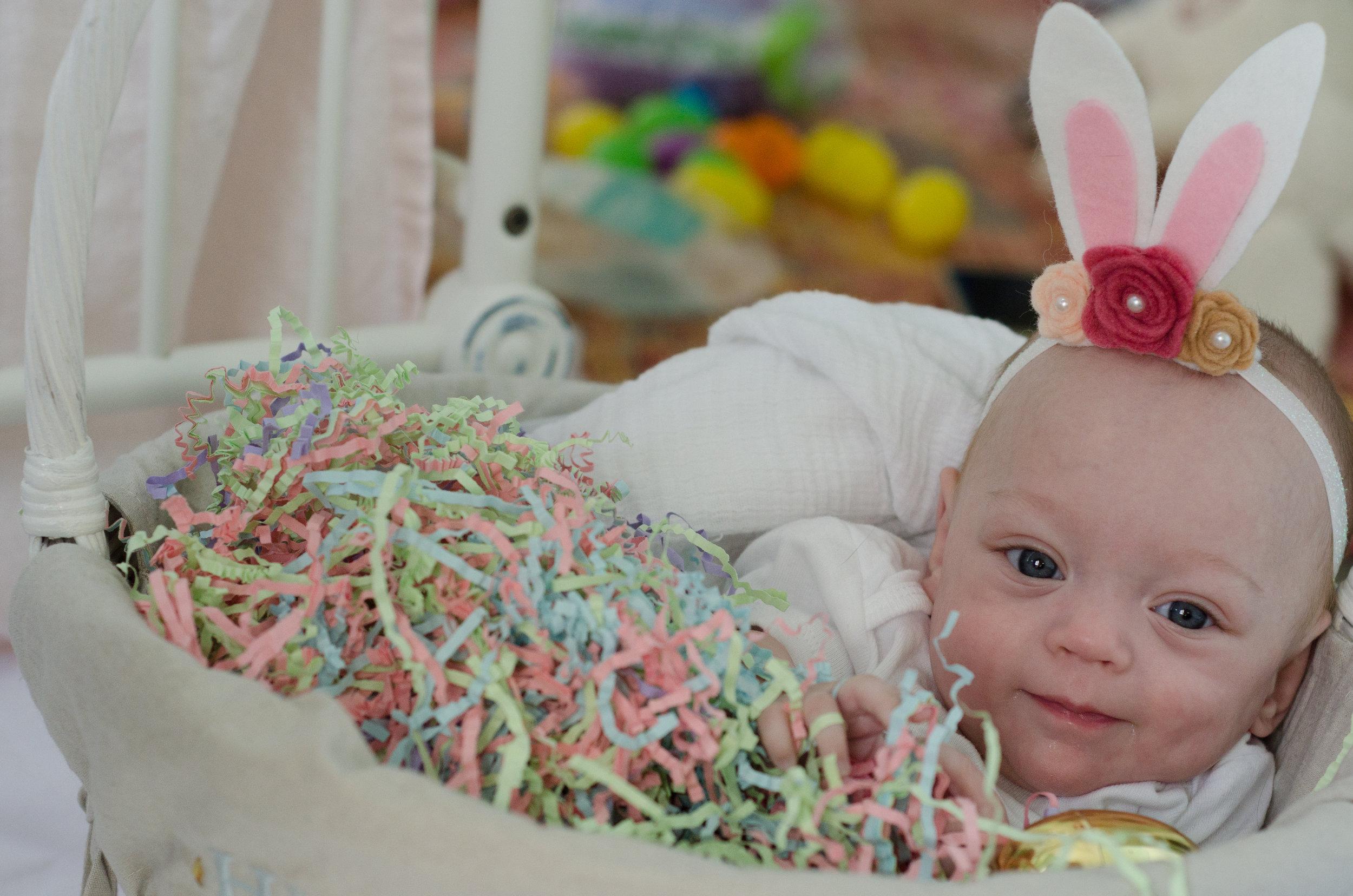 Candy Free Easter Basket Ideas - shegotguts.com