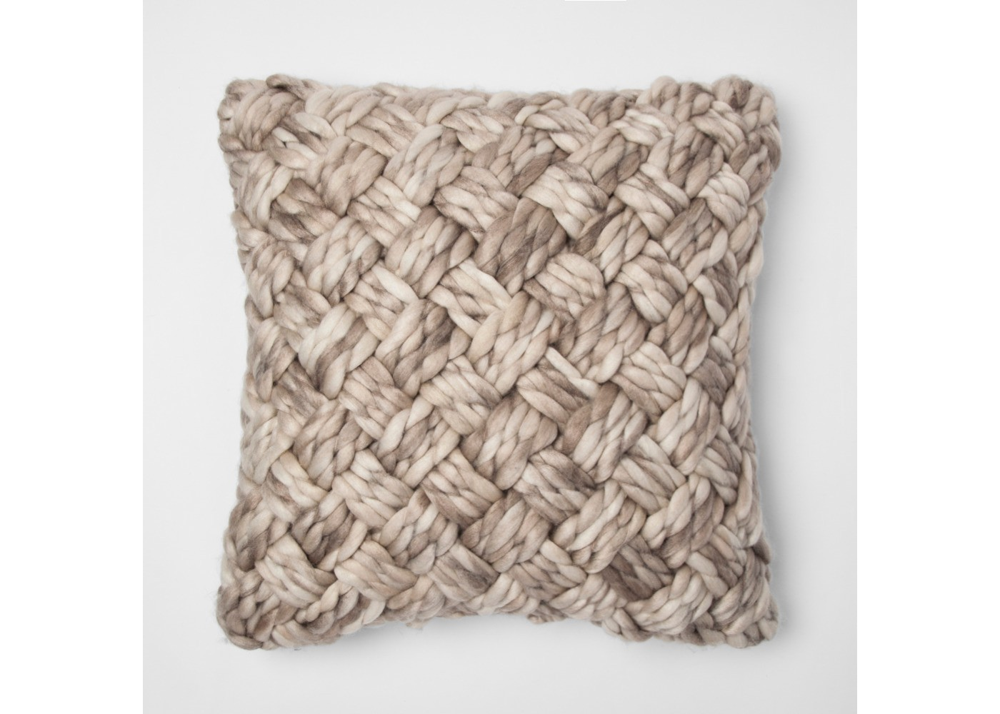 Chunky Woven Pillow