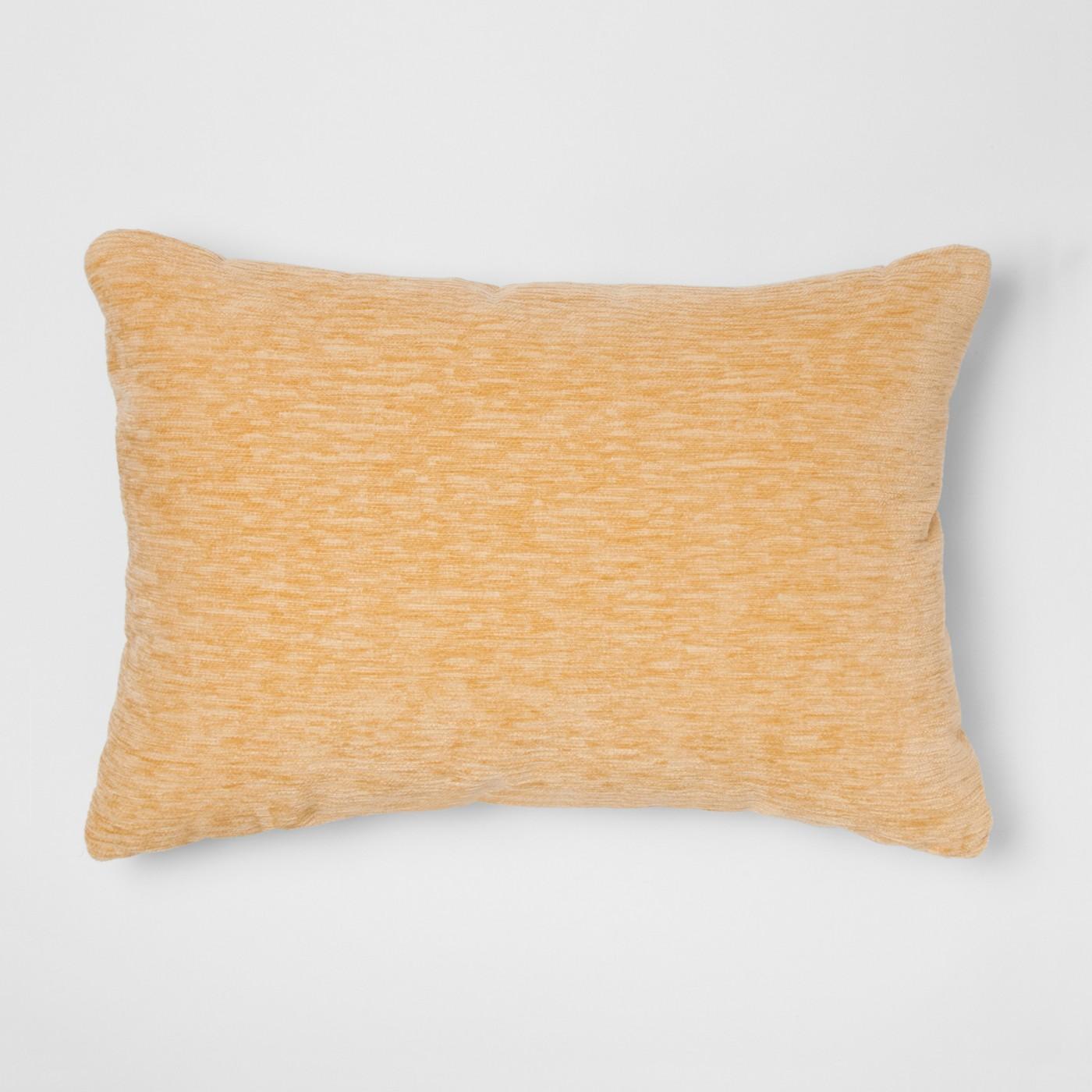 Yellow Oblong Pillow