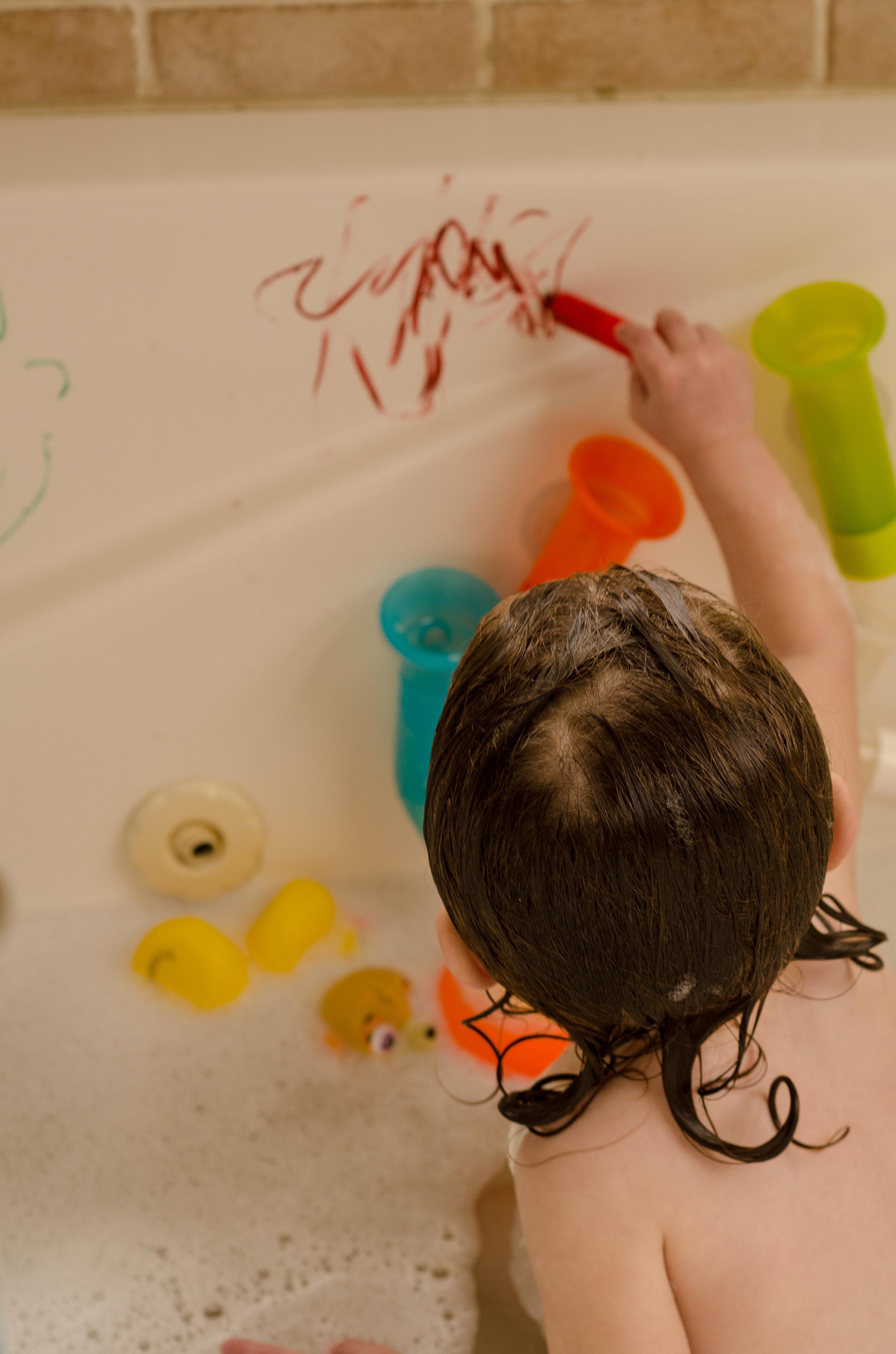 favorite bath time toys - shegotguts.com