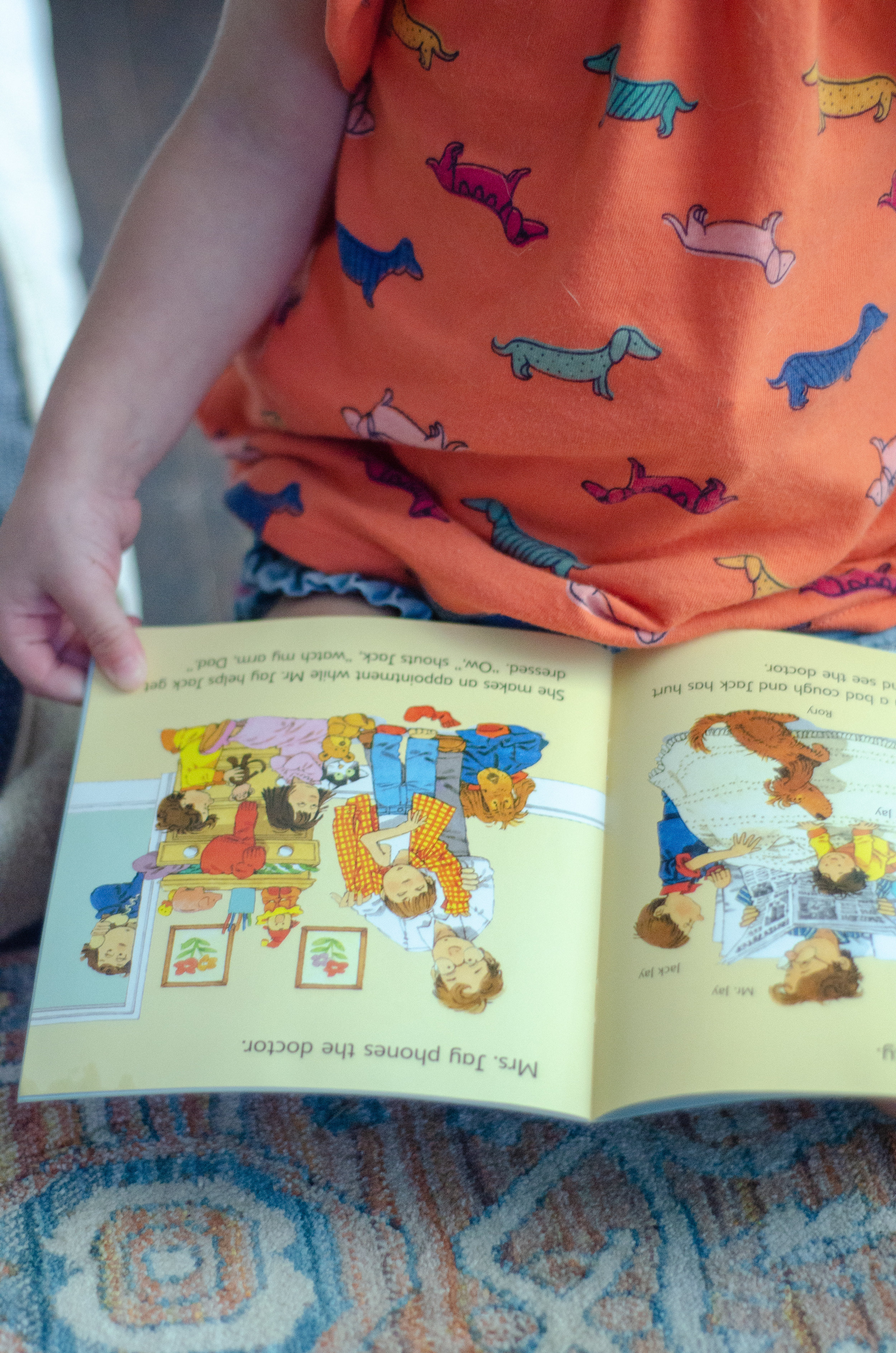 books for kids about the doctor - she got guts