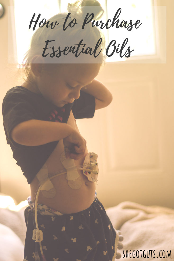 how to purchase essential oils - she got guts