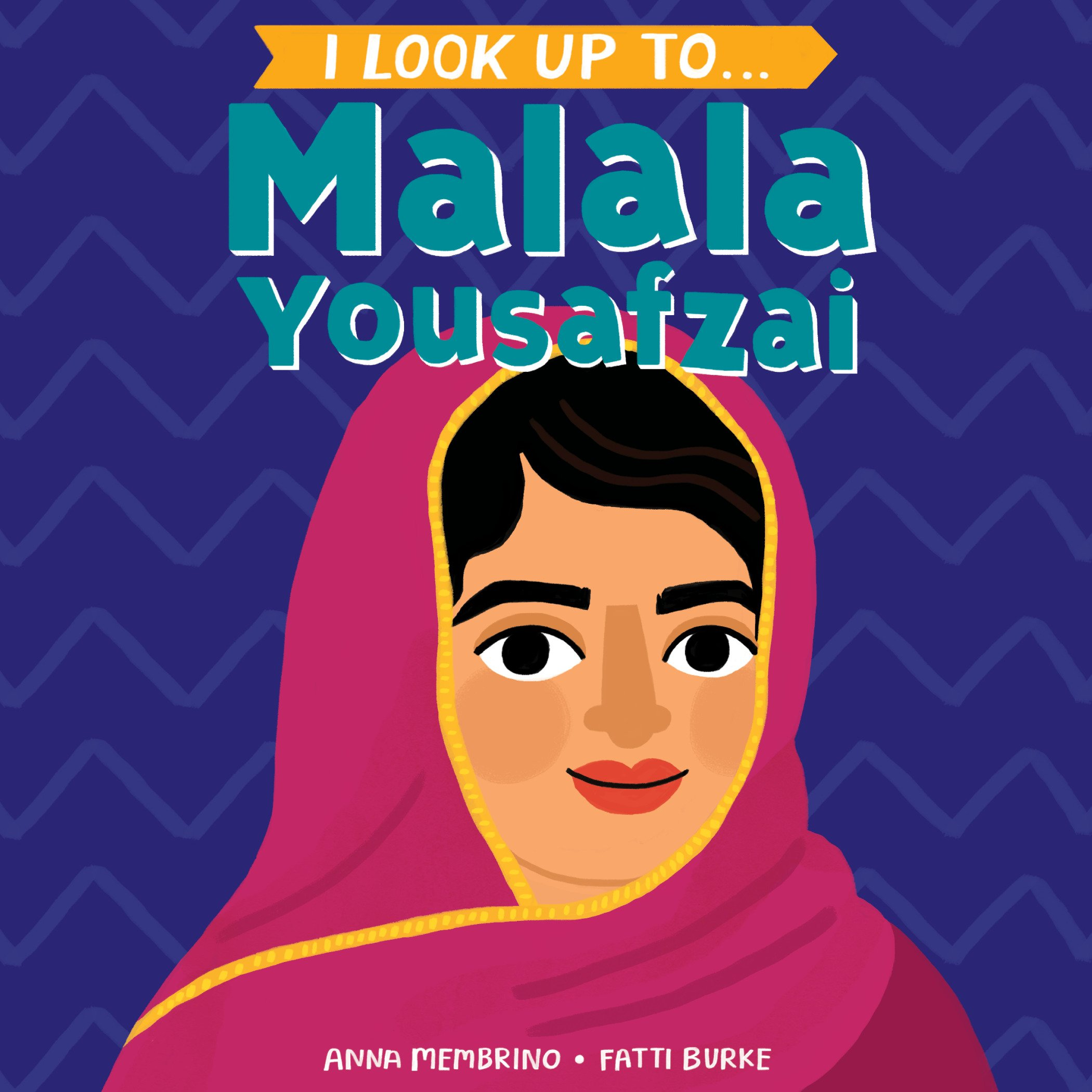 12. I Look Up To…Malala Yousafzai - I am so excited for this series to be released and they're currently available for pre-order. A few others I have my eye on are, I Look Up To…Michele Obama, Serena Williams, Ruth Bader Ginsburg. It's a great way to introduce little ones to women you admire, like Malala Yousafzai, an activist for girls' education and Nobel Peace Prize winner.