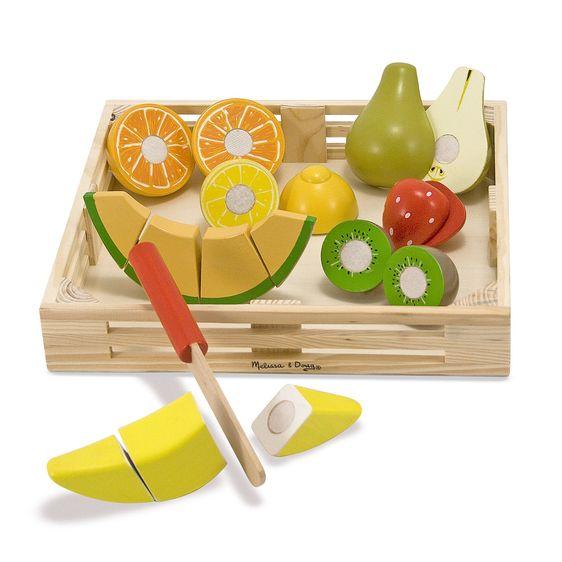 Cutting Fruit Set