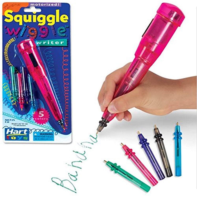 Squiggle Wiggle Writer
