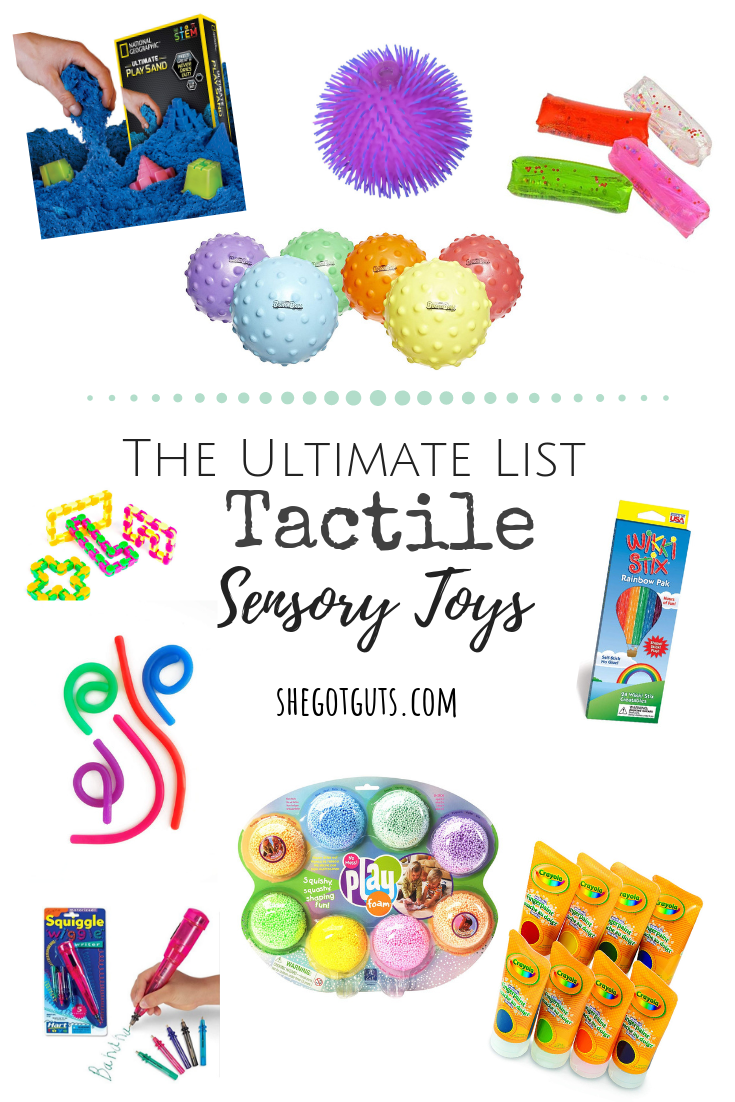 the ultimate guide to sensory toys - tactile - she got guts.png