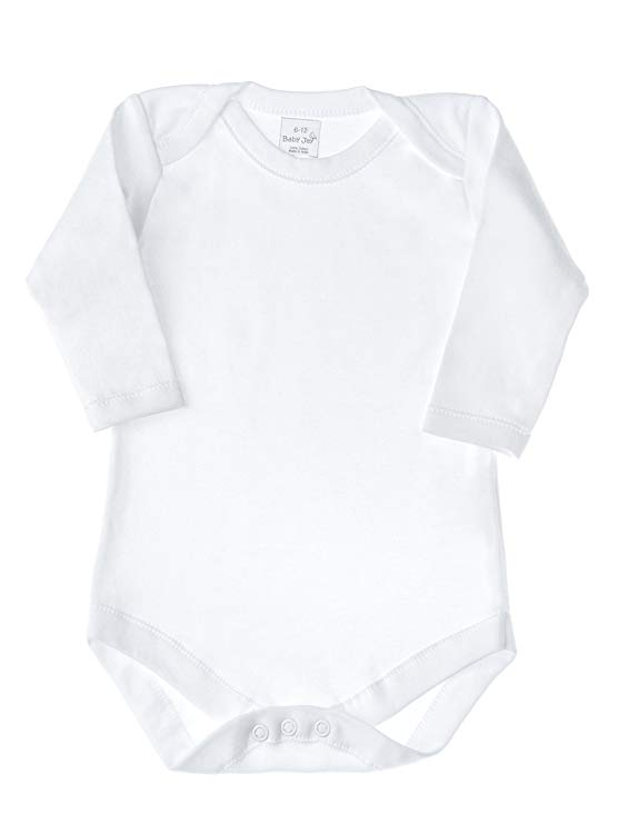 white onesie- registry must haves second baby- she got guts.jpg
