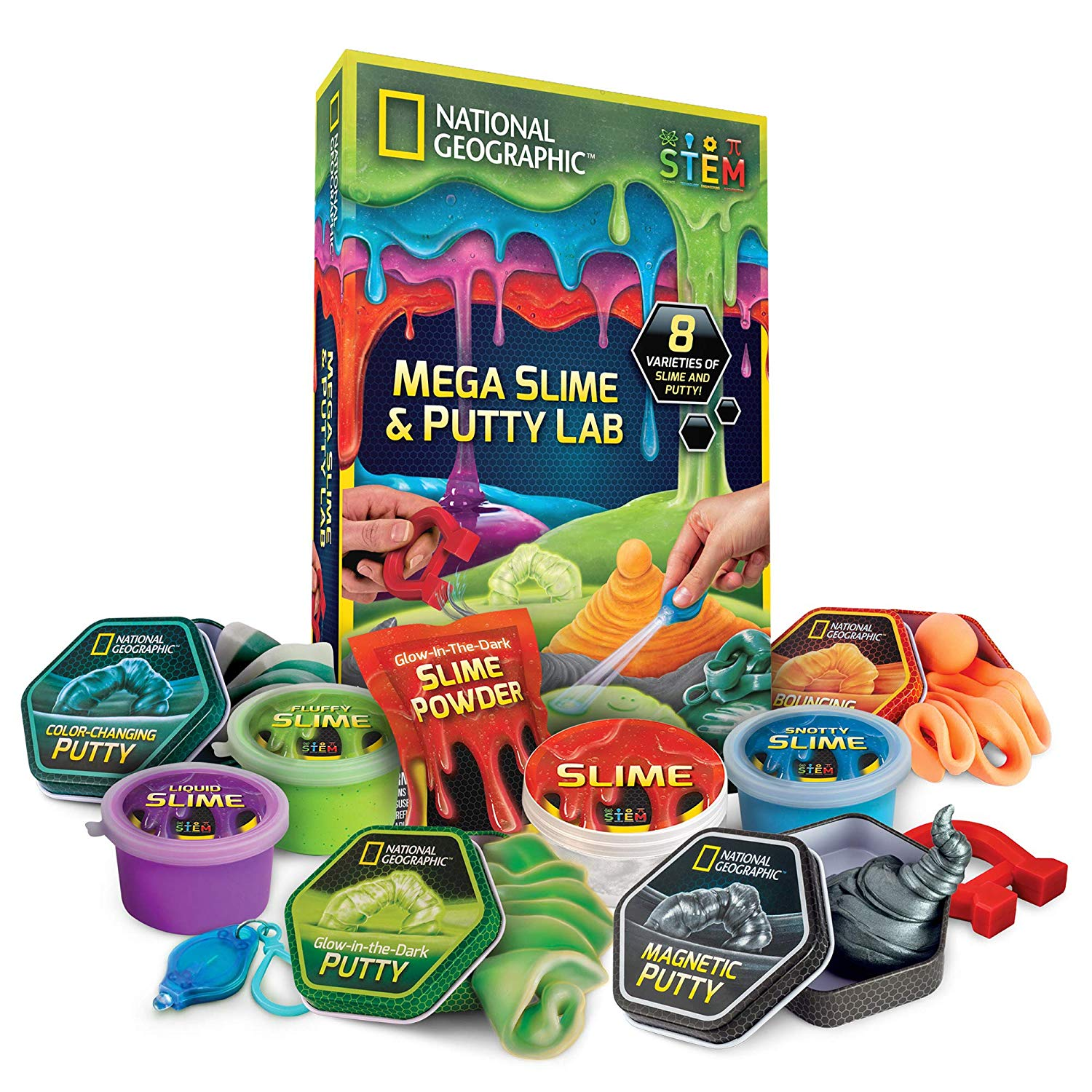 DIY Slime Lab