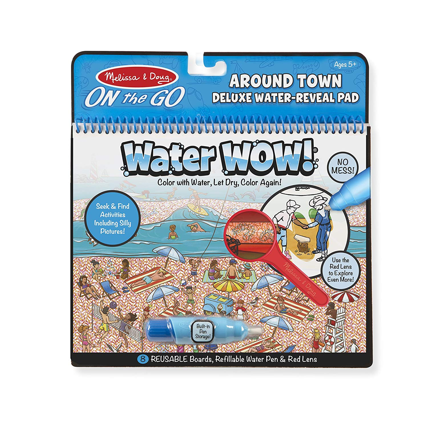 Water Wow Activity Pad