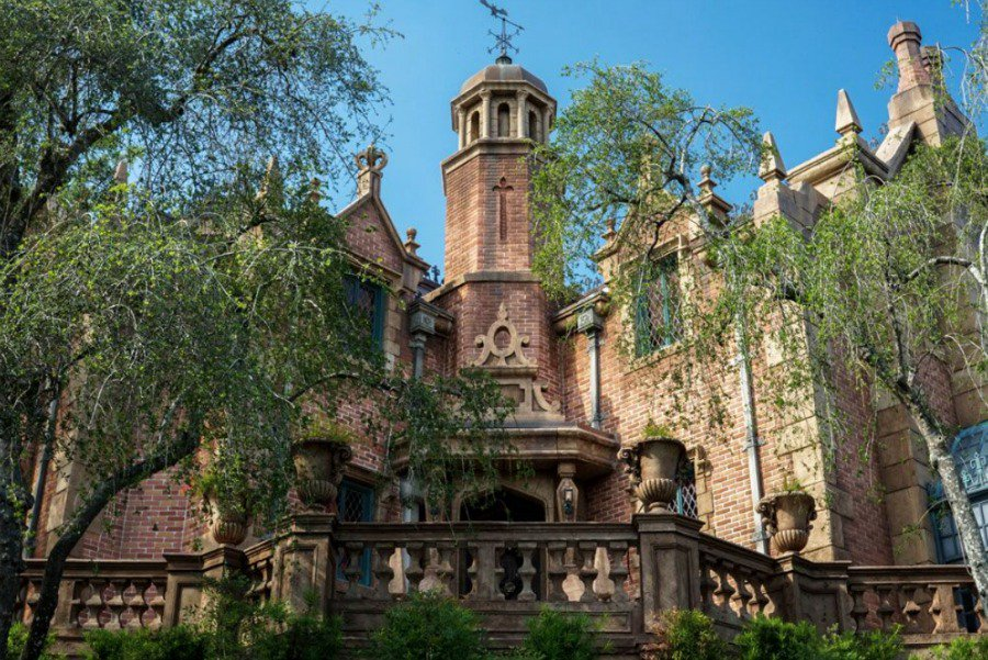 best rides for toddler- haunted mansion - disney magic kingdom - she got guts.jpg