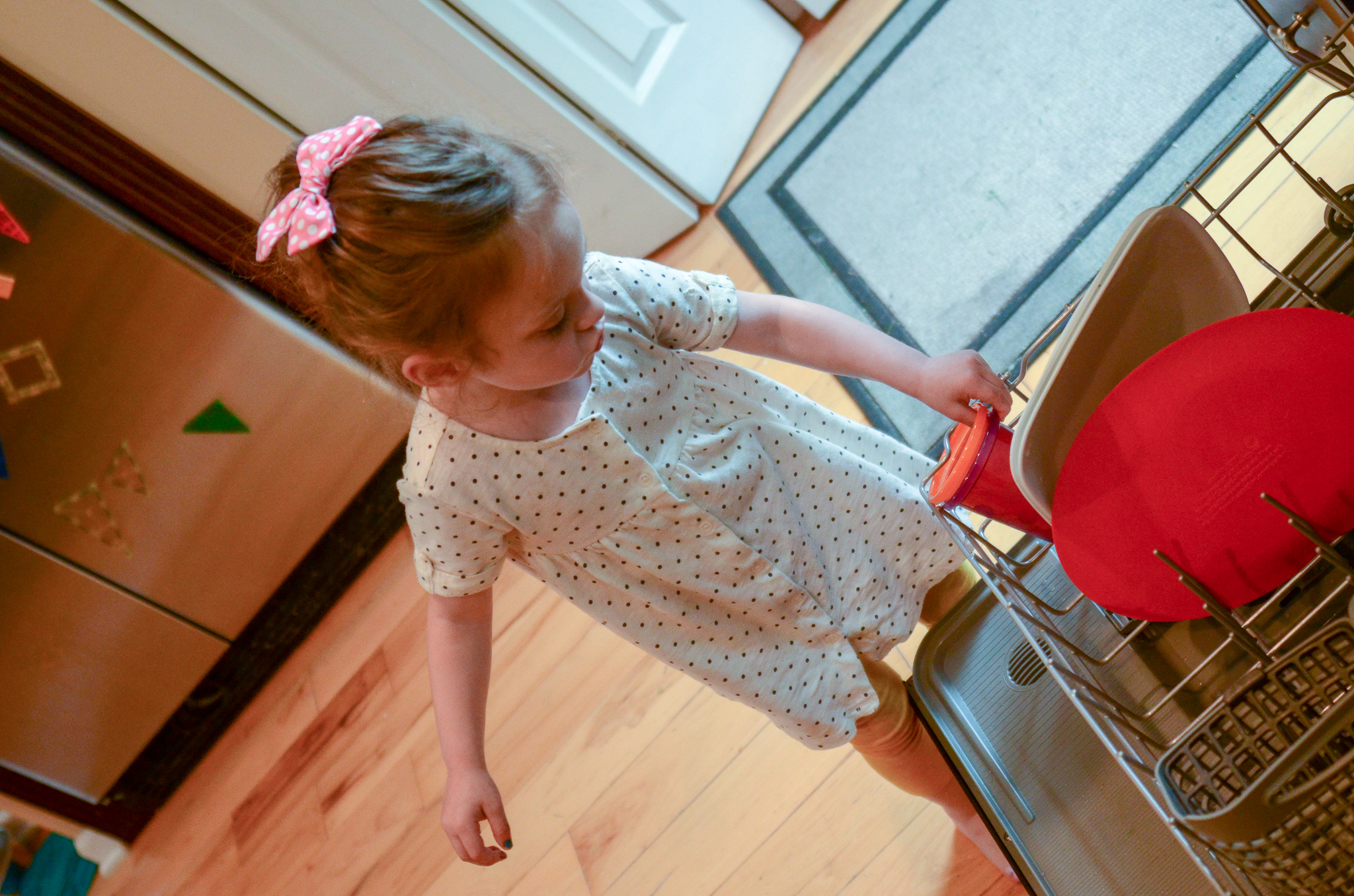 20 Chores for Your Toddler - By She Got Guts