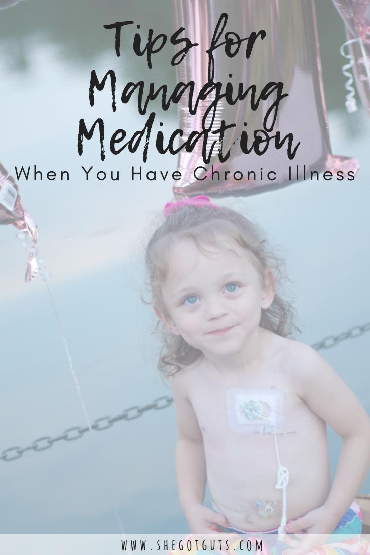 how we manage medication - chronic illness- walgreens - she got guts.png