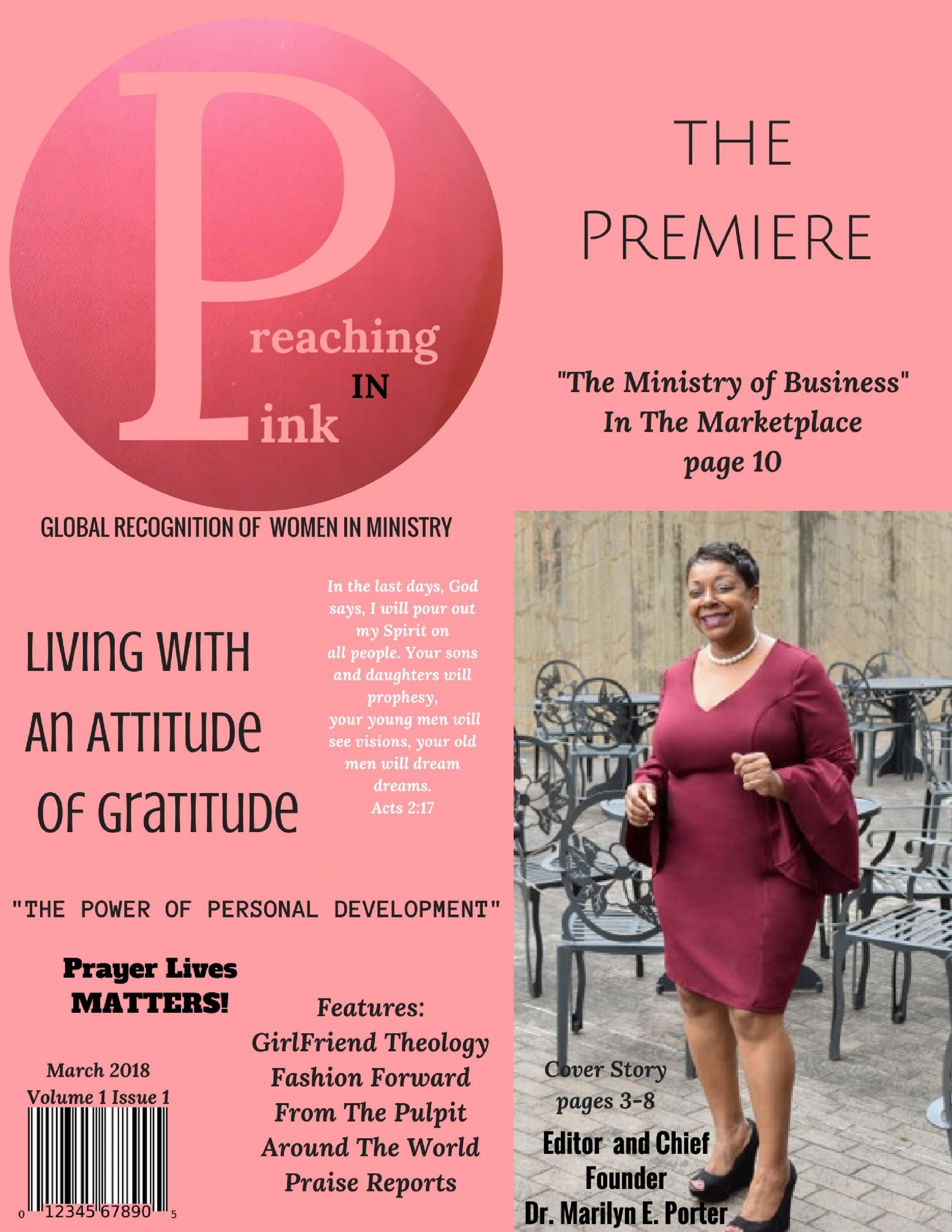 MARCH 2018 Founder and Chief Editorial Dir.   Print    Digital