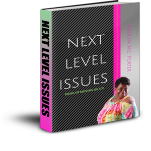 NEXT LEVEL ISSUES 1