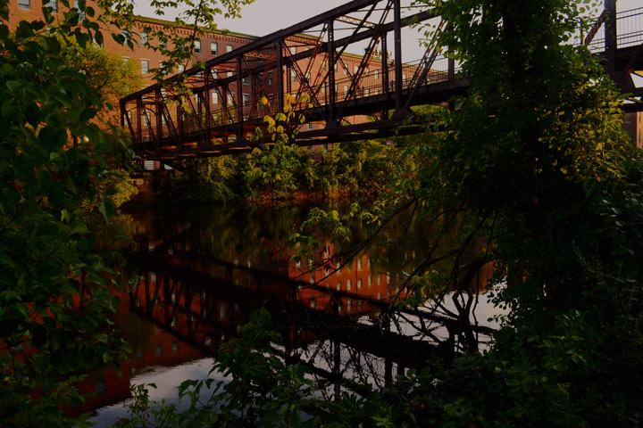 Sunset Reflection; Grace Li