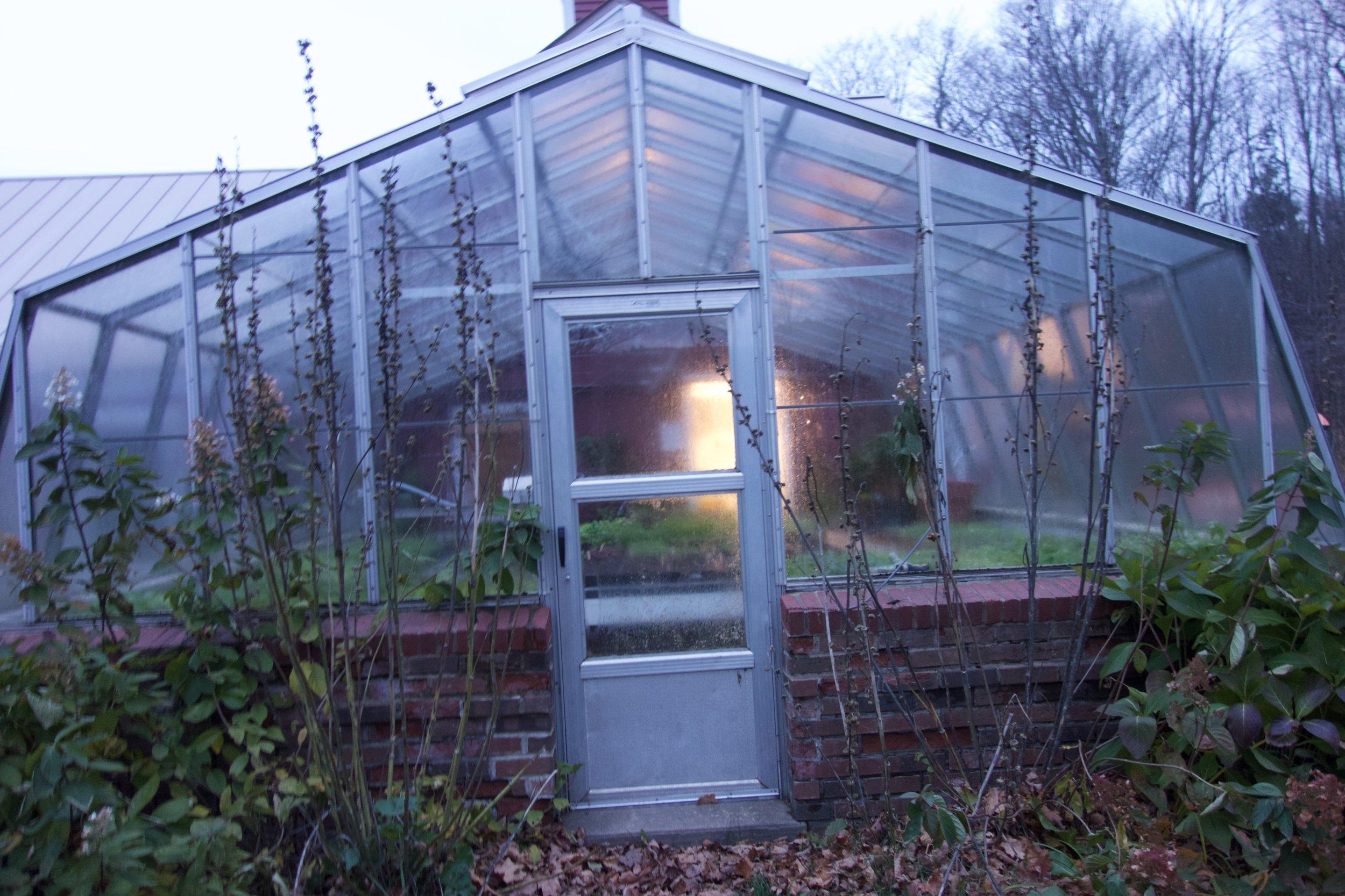 Modern Greenhouse; Ariane Desrosiers; Milton Academy