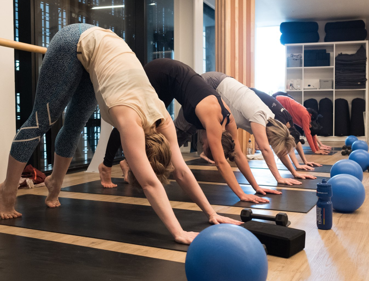 District Fitness Studios | Auckland CBD | Group Fitness Classes