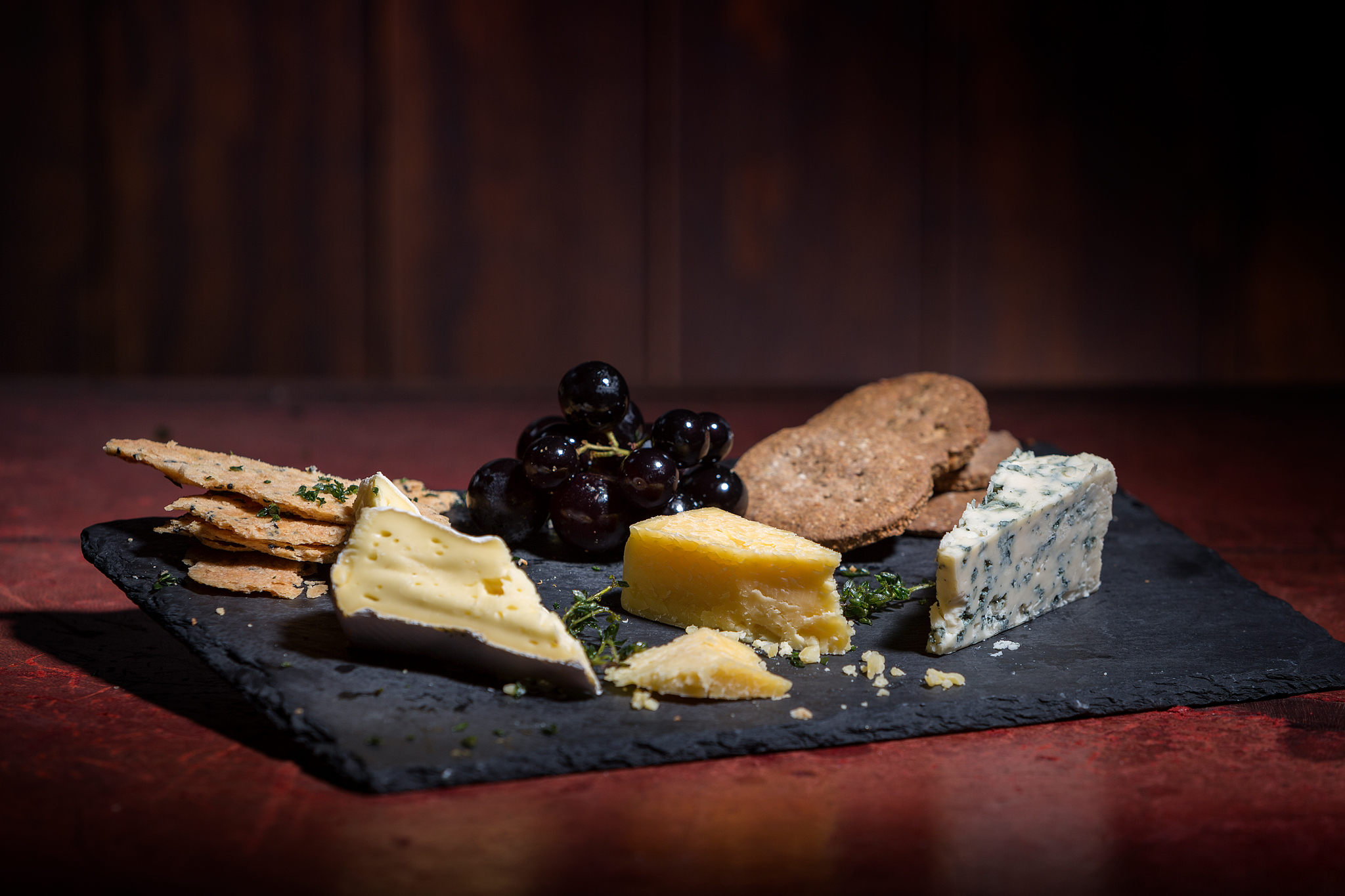 Cheese Platter at First Edition Canberra