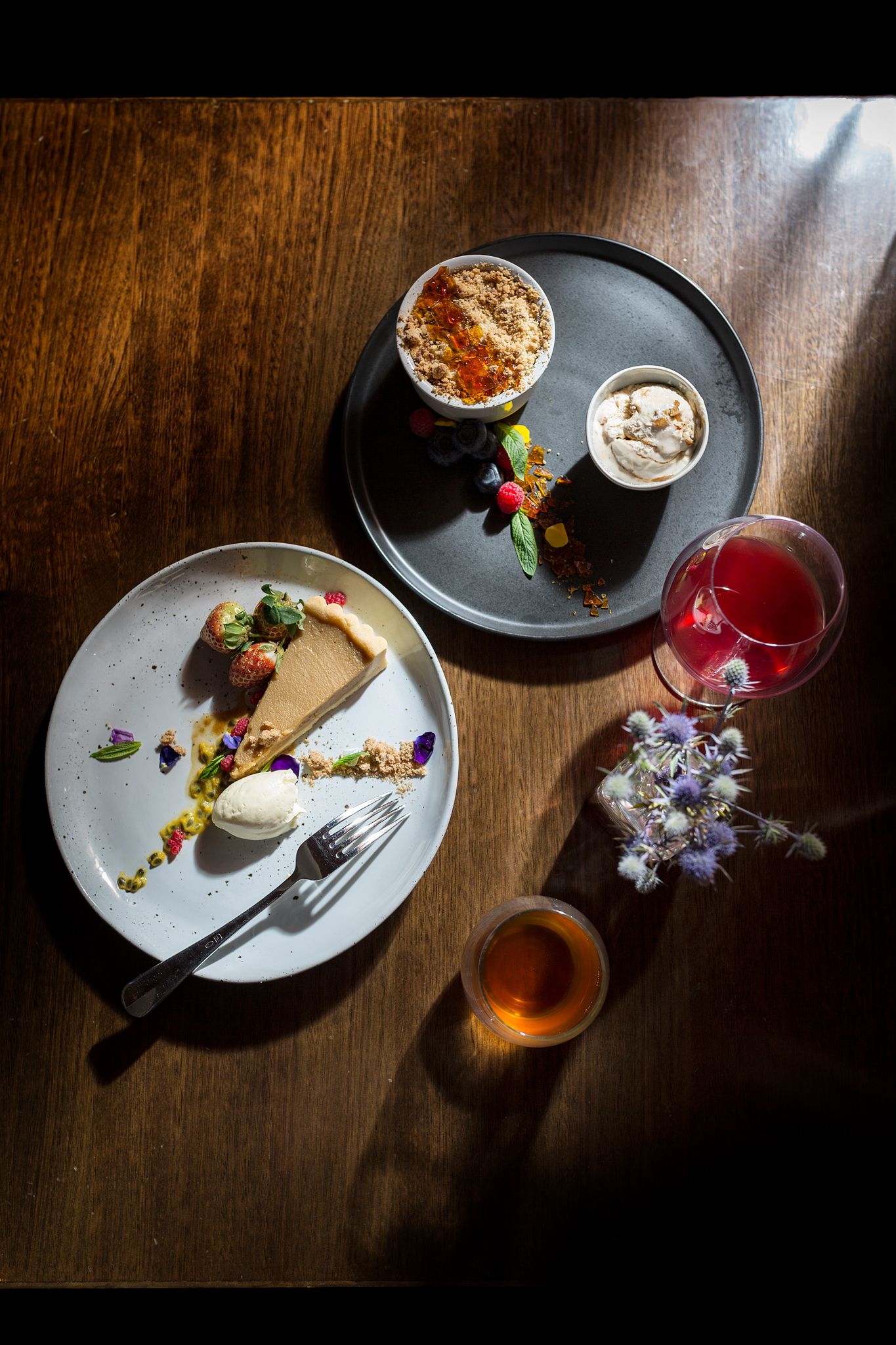 Cakes and Pastries at First Edition Canberra