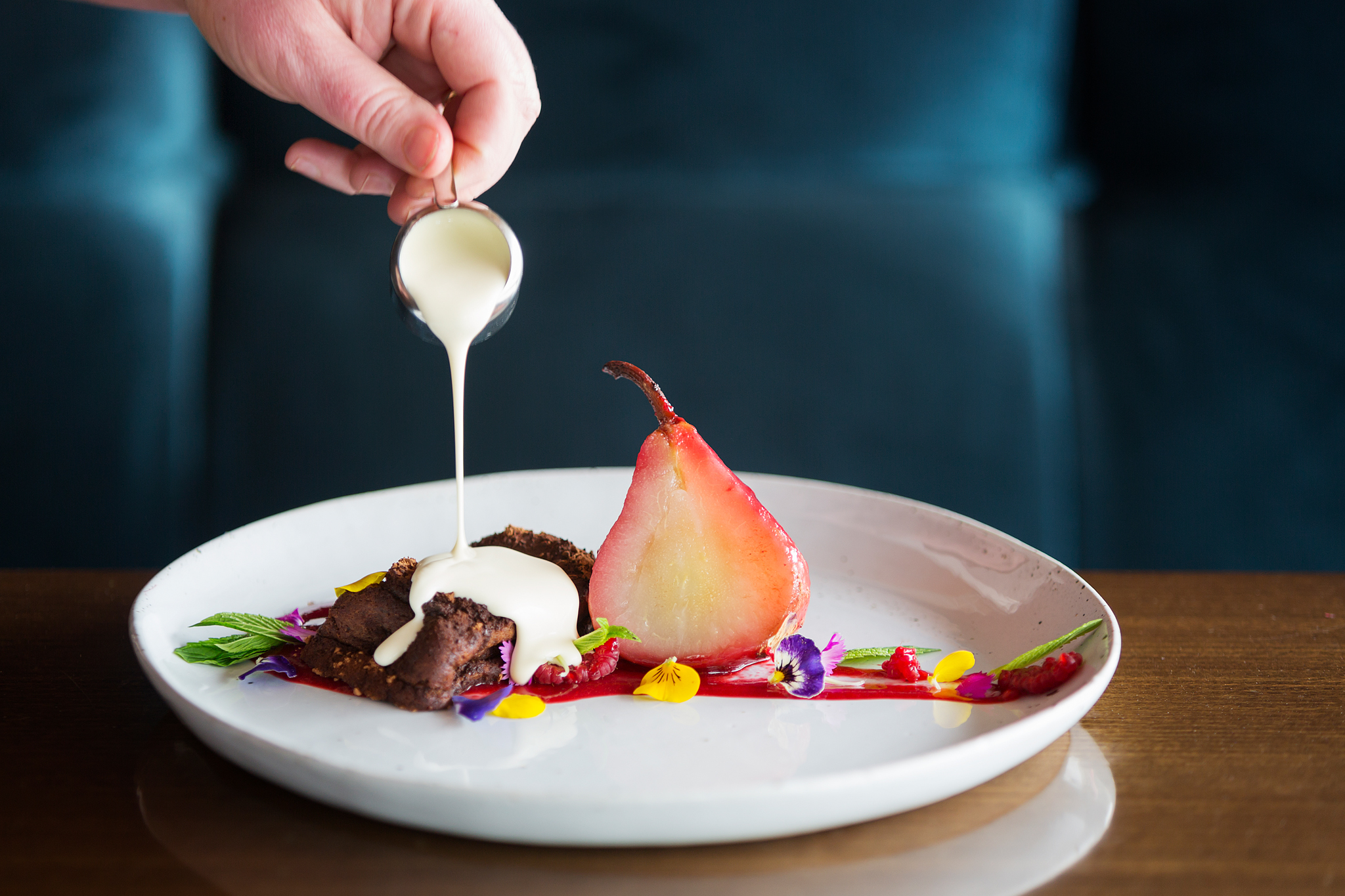 Modern Australian Cuisine at First Edition Canberra