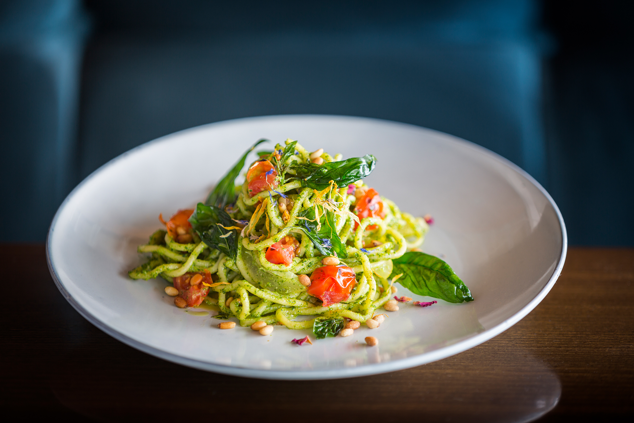 Italian Cuisine at First Edition Canberra
