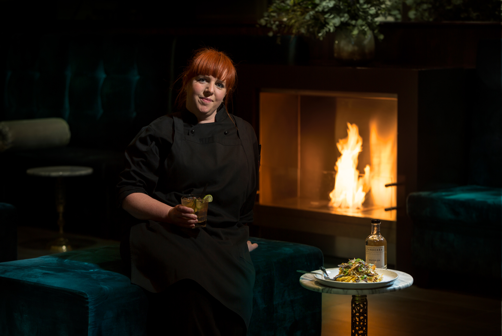 Top Modern Australian Cuisine Chef at First Edition Canberra