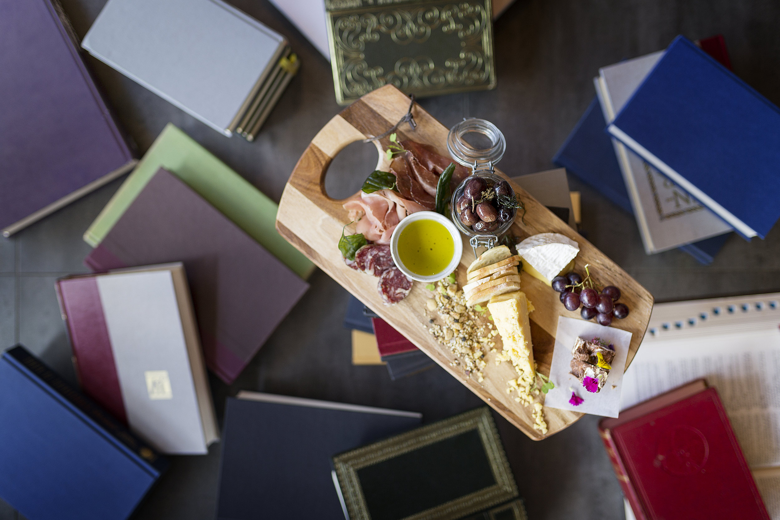 Food Platter at First Edition Canberra