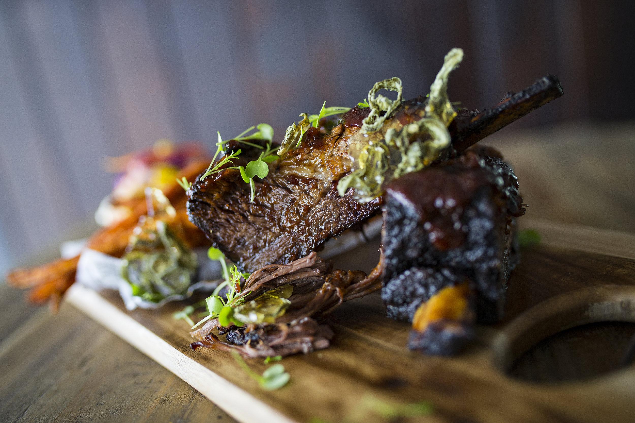 Steak Dinner at First Edition Canberra Restaurant