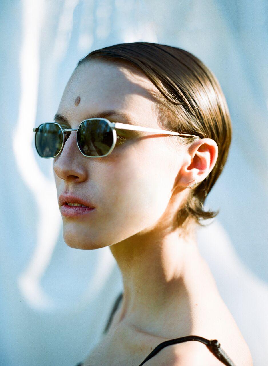 Mattea wears ~LEVIS sunglasses