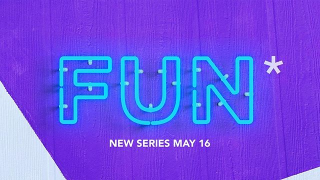 🚨NEW SERIES COMING UP🚨The new series FUN* is starting May 16th. Make sure to send us videos right now of you having fun and you might just see it at YX!