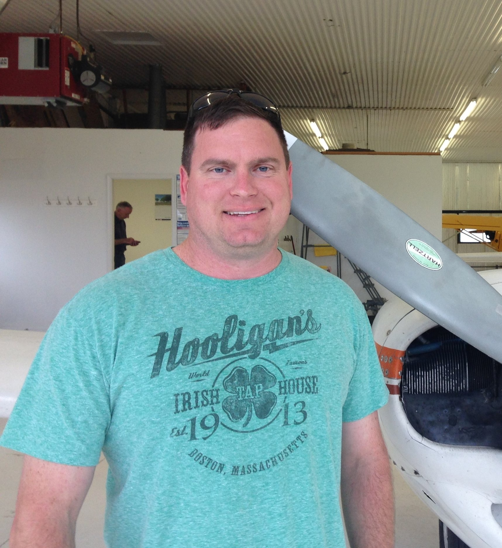 Travis House - Flight Instructor and Mechanic – CFI & Airframe and Powerplant (A&P) mechanic with inspection Authorization (IA)