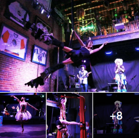 Pictures from 2016 Trashion Show - Serendipity Boutique collaborated with Levi Dorcheus in styling the band performers.We also donated some cool items and gift certificates for the silent auction.
