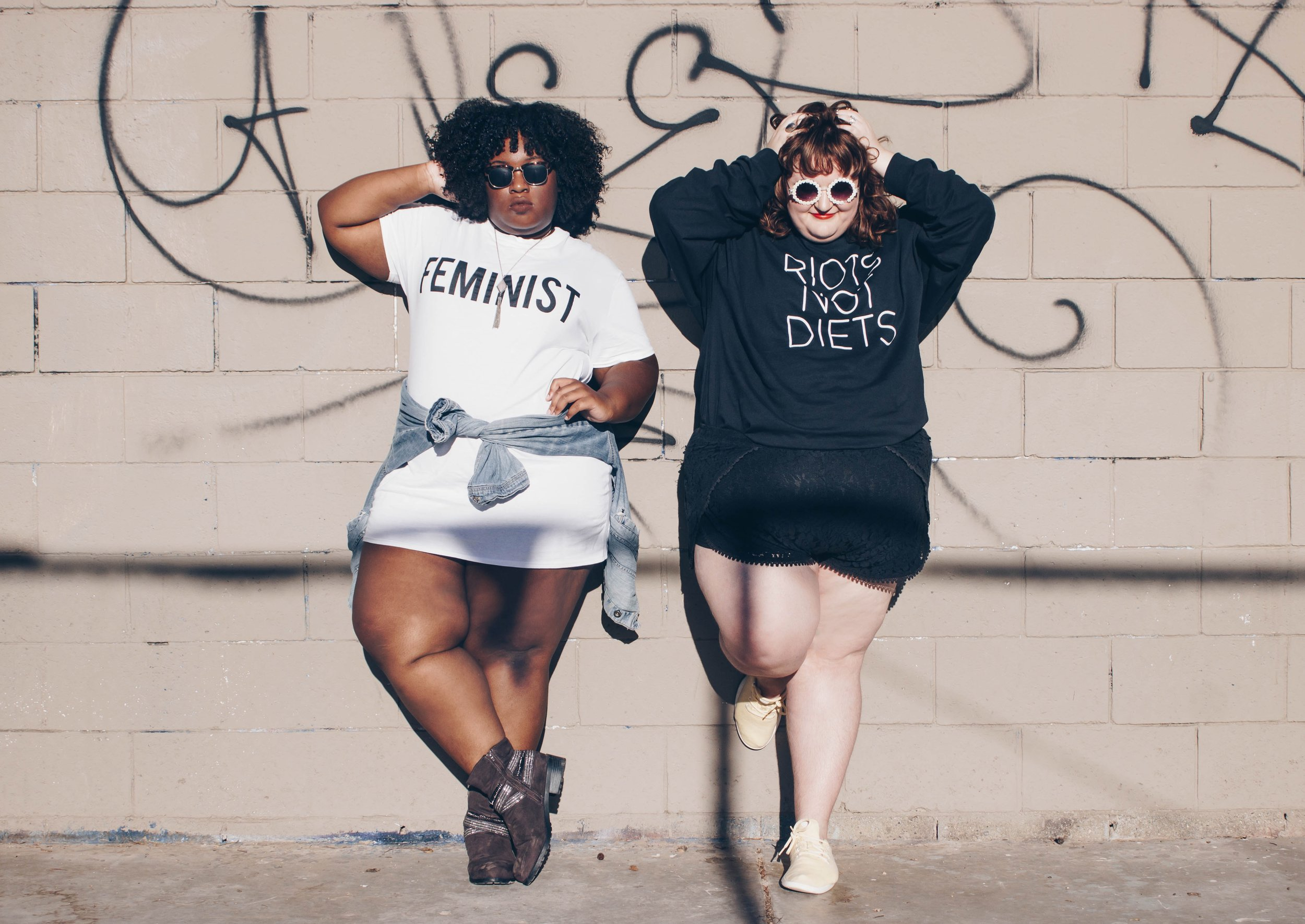 - The podcast for body positivity, radical self-love, and chill vibes only.Join Sophie and April as they talk about current events, popular culture, and the intersections between fatness and feminism.