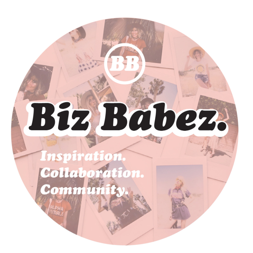 Biz Babez  is a community and office space for young female creative entreprenuers. Get out of your house, and come work alongside women who inspire and encourage you.   Biz Babez  is offering a discount to She's All Fat listeners, so mention us when you apply and you'll get half off your first month.