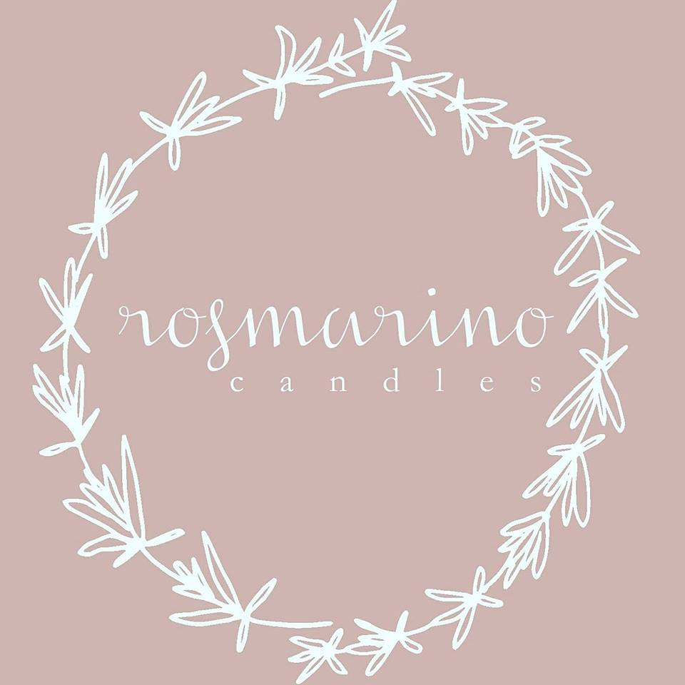 Rosmarino Candles  is an indie candle co. offering luxury candles at an affordable price.  She's All Fat listeners can get 20% off and free shipping on their first order by entering the code SAF at check out.